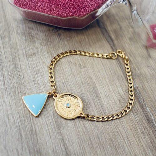 ColouRs&JeMs - Bracelet (SS21-009)