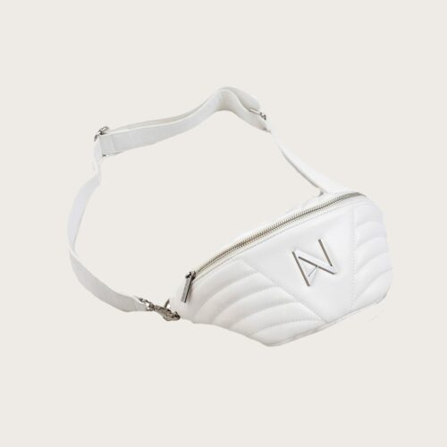 ColouRs&JeMs - Τσάντα (Nolah - Honor White)