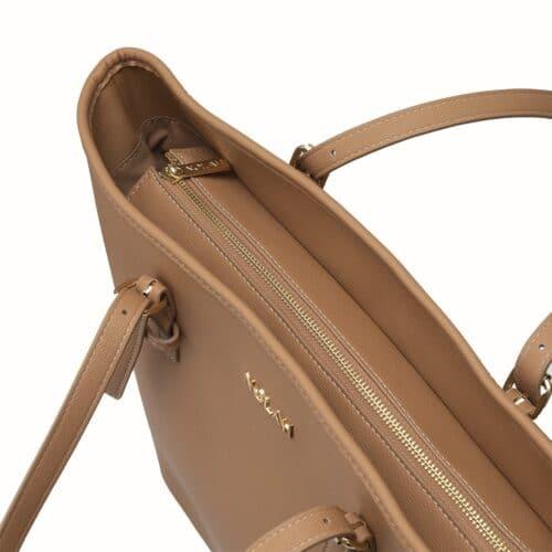 ColouRs&JeMs - Bag (Nolah - Kelly Light Brown)